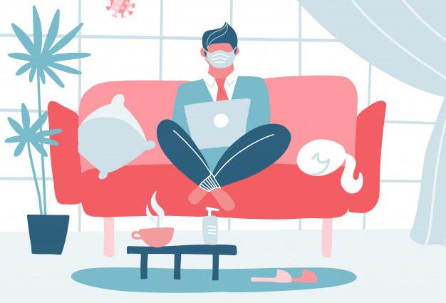 Maradj otthon, online virtuális koncertek, karanténprogramok